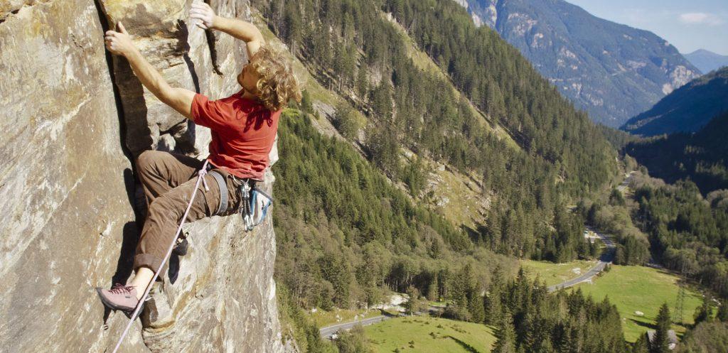 Klettergebiet Lackenkopfwand