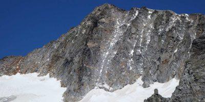 Hochalmspitze Südpfeiler 5c – Hohe Tauern